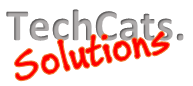TechCats Logo